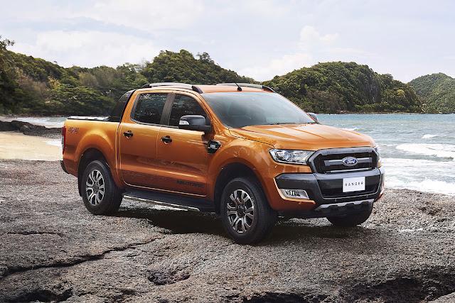 2017 Ford Ranger Wildtrack - #Ford #Ranger #Wildtrack #truck #new_car