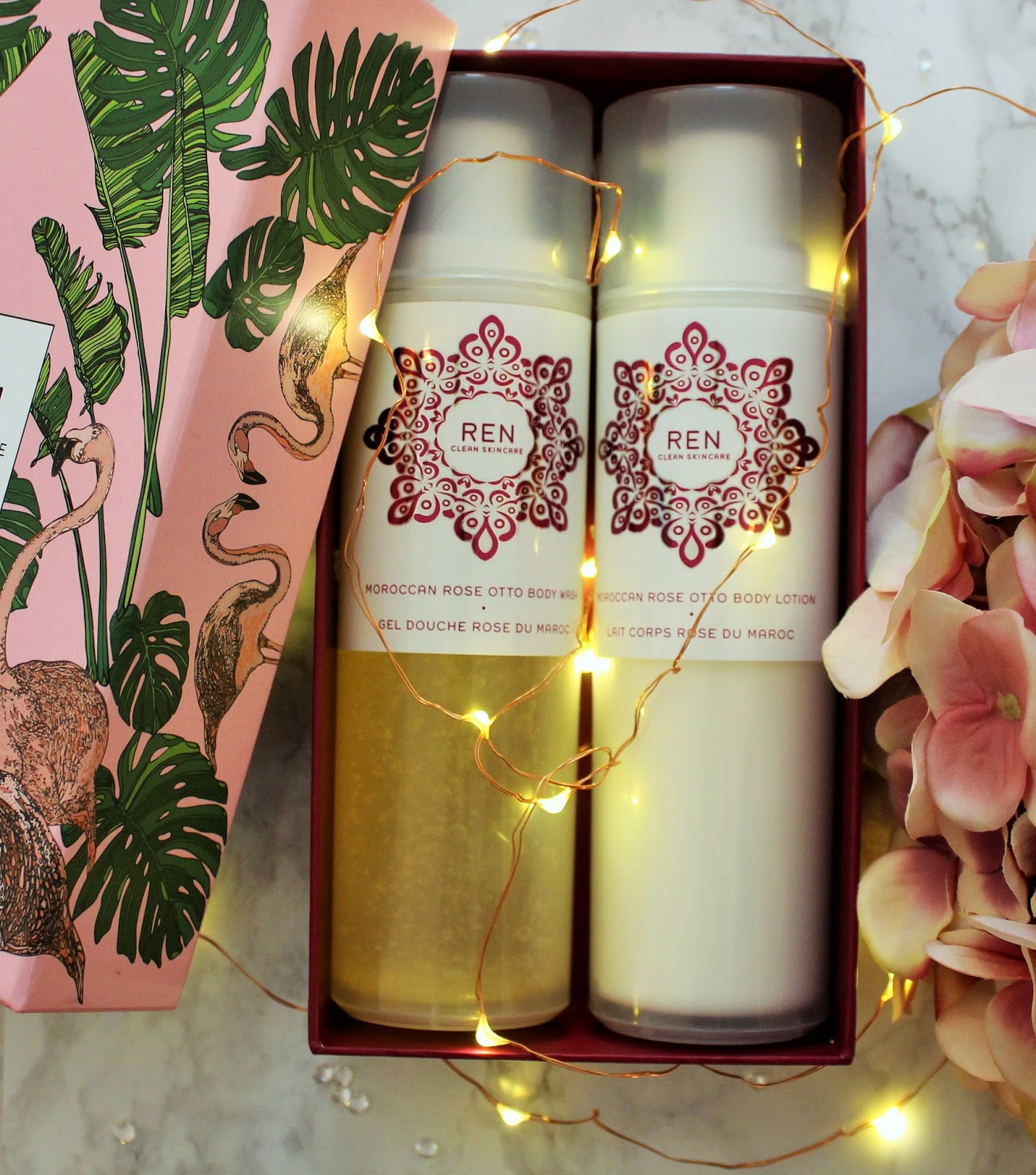 New In From Ren Clean Skincare - & Now To Sleep Pillow Spray Plus Christmas 2017 Gifts - 5