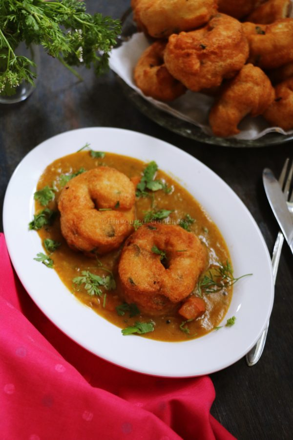 how to make Medhu Vada Recipe | Ulundu Vadai