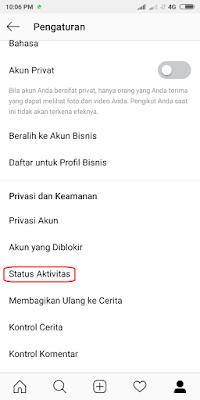 Cara Mudah Mematikan Status Online di Instagram Terbaru