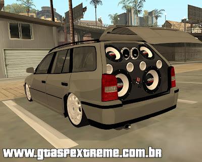 Vw Parati G3 2002 1.0 Na Luff para grand theft auto