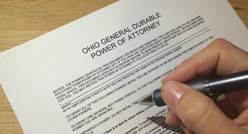 Ohio Power Of Attorney Requirements That You Should Know