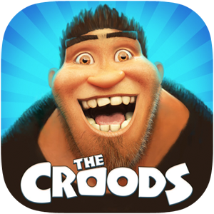 [iOS app] The Croods updated (1.3.0) will new creature and levels