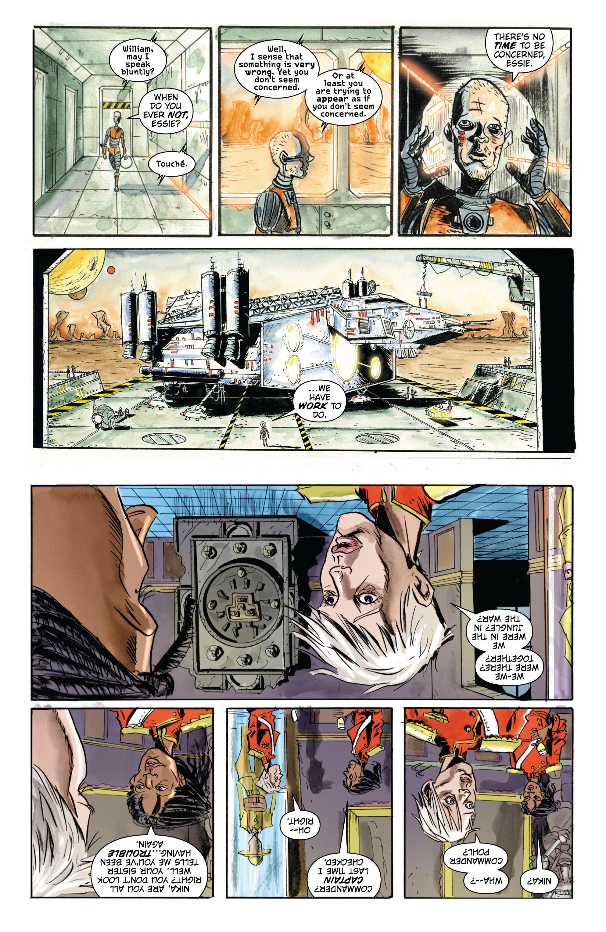 Read online Trillium comic -  Issue # TPB - 127