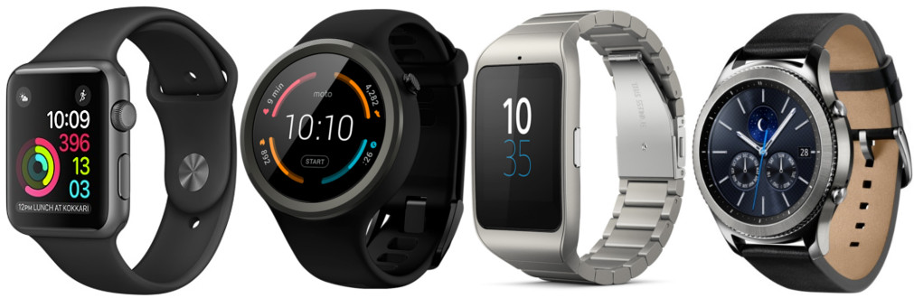 7c6457472 Best Smartwatches of 2017. For the holiday season many people will be  investing in fitness trackers to help them achieve their New Year fitness  goals.
