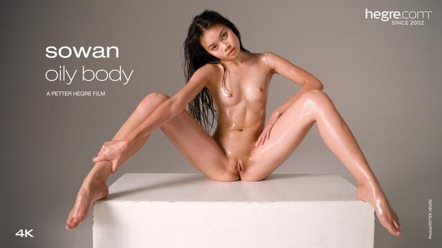 [Hegre-Art] Sowan - Oily Body