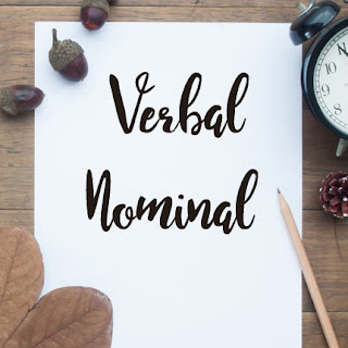 Kalimat Verbal dan Kalimat Nominal