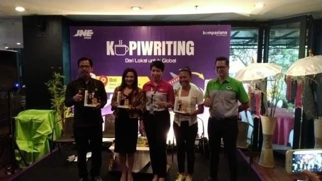 KopiWriting Kompasiana dan JNE Bali 27 September 2018