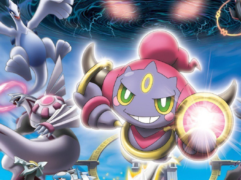 Pokemon 18: Hoopa and the Clash of Ages