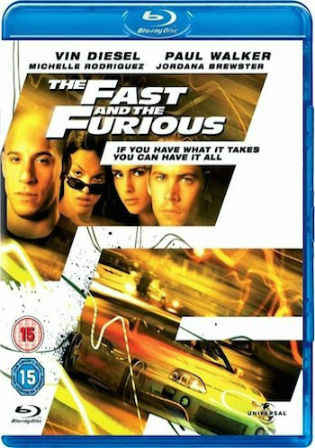 The Fast and the Furious 2001 BRRip 350MB Hindi Dual Audio 480p
