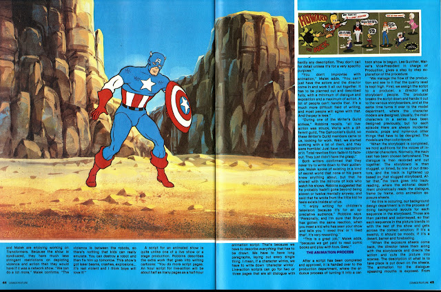 jim shooter transformers pitch document