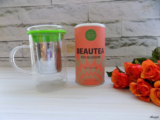 BeauTea box, Natural Mojo