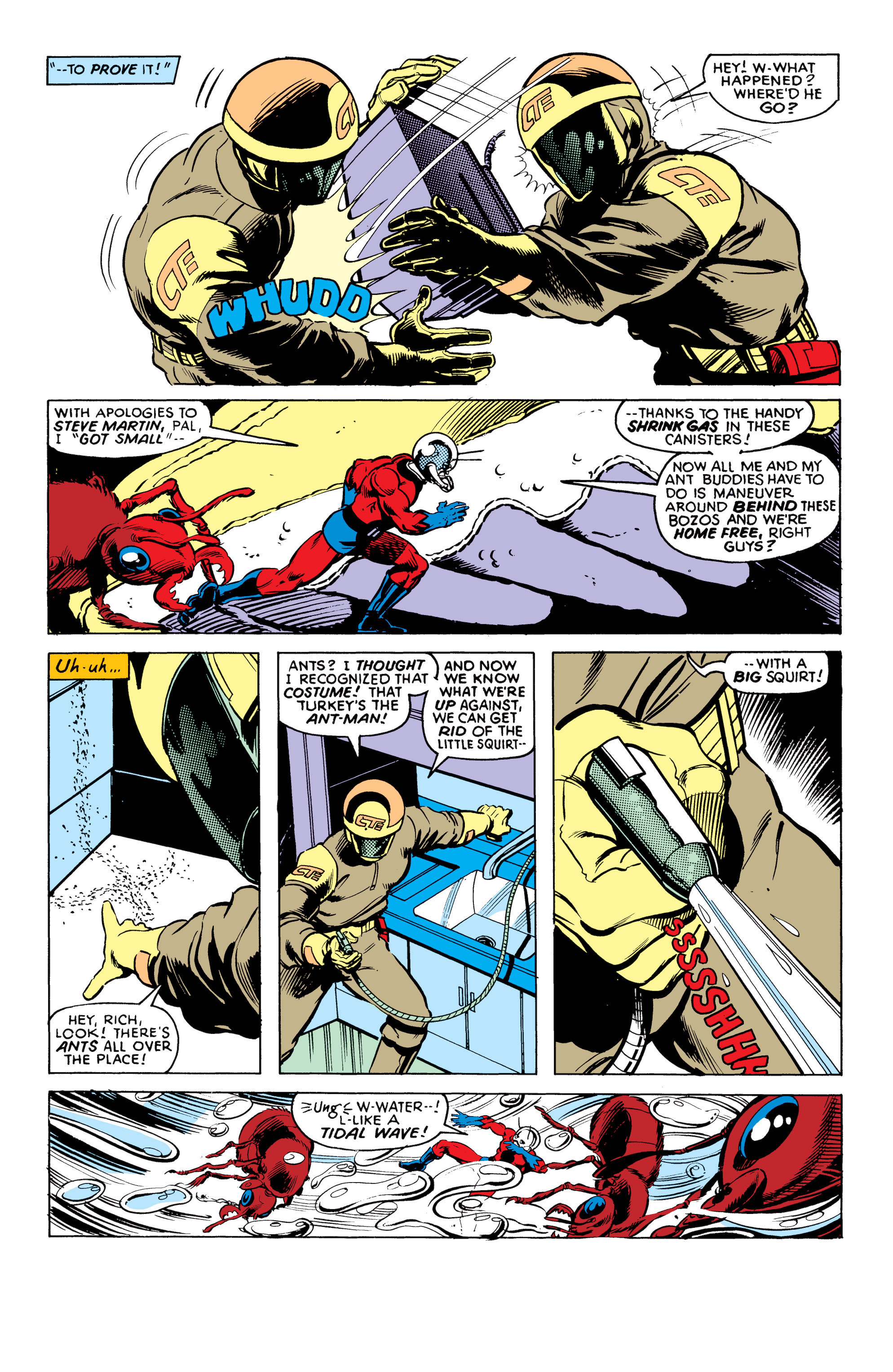 Read online Ant-Man comic -  Issue #Ant-Man _TPB - 7