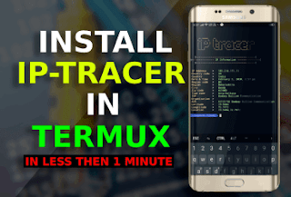 How to get someones IP-Address using Termux - 2020