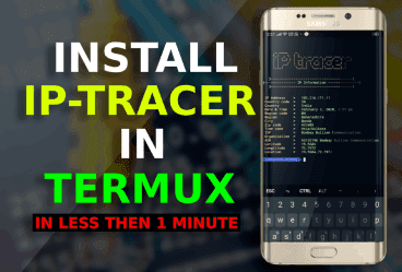 How to install IP-Tracer in Termux Without Root
