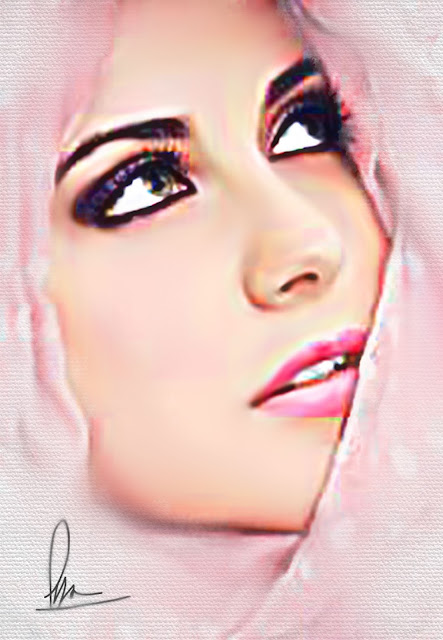 Cara Membuat Soft Smudge Painting Dengan Adobe Photoshop CS6