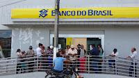 Clientes do BB passam por constrangimentos na agência de Barra de Santa Rosa