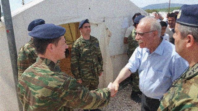 Απεμπλοκή των στρατιωτικών από το προσφυγικό ζητά η ΕΣΠΕΗΠ