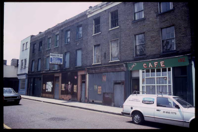 Bermondsey Photographs More images from 1984