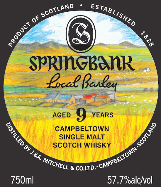 Sprinbank Local Barley 9YO
