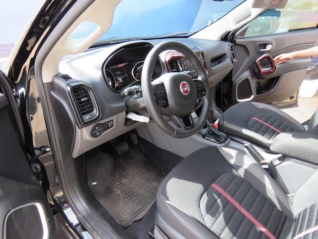 Fiat Toro Flex Automática