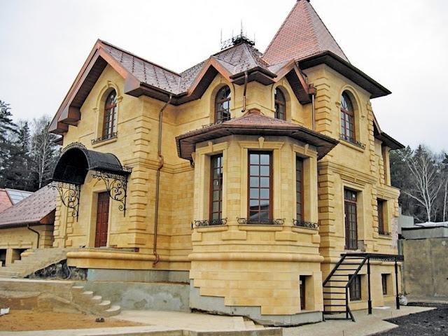 Крым дом ракушки