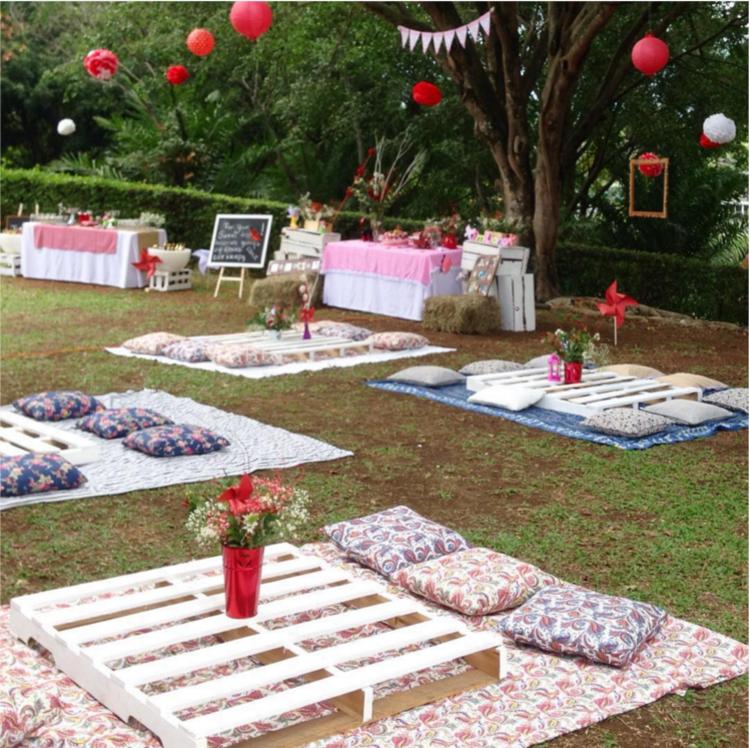 101 Fiestas Fiesta Temtica De Pcnic