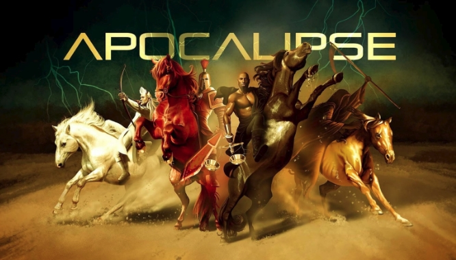 Novela Apocalipse Capítulo 1