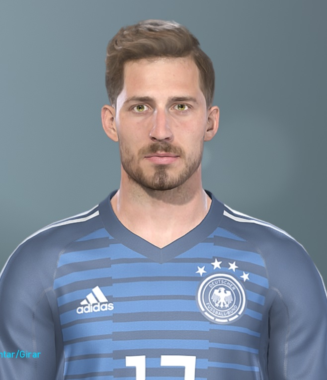 Pes 2019 Faces Lucas Moura By Hugimen: PES 2019 Faces Kevin Trapp By Lucas Facemaker