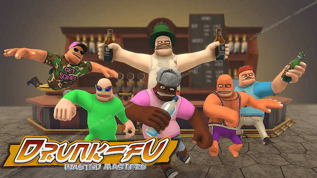 Link Download Game Drunk-Fu Wasted Masters (Drunk-Fu Wasted Masters Free Download)