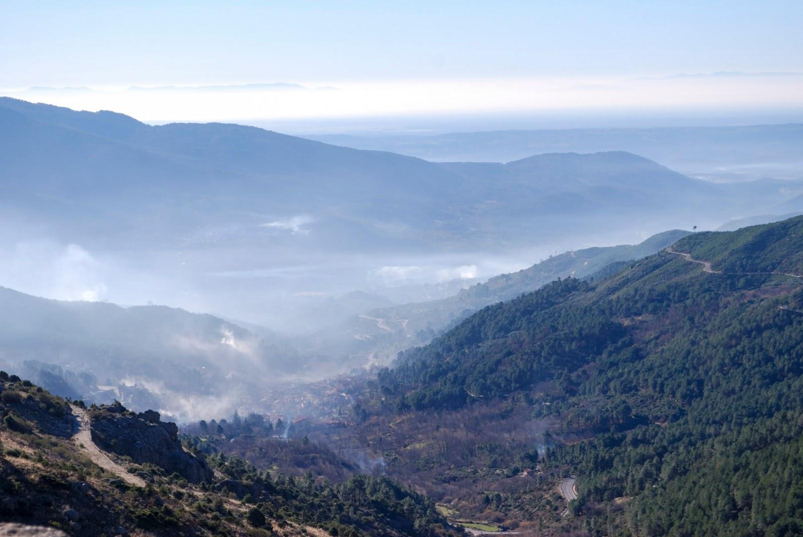 valle tietar puerto pico sierra gredos avila