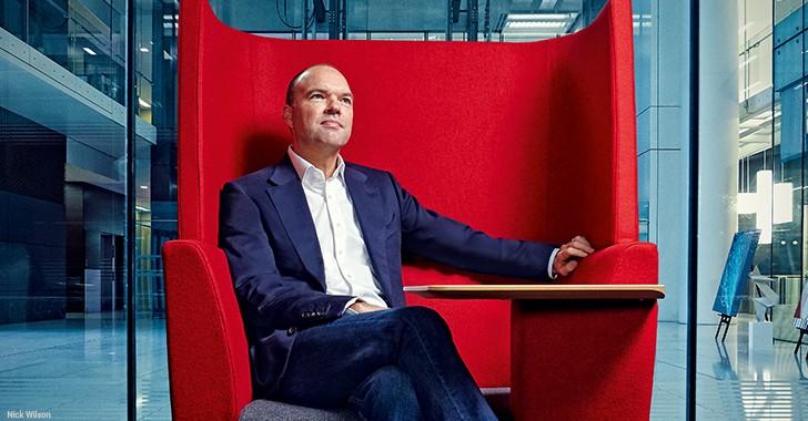 Nick Read asume el cargo de Vodafone Grupo