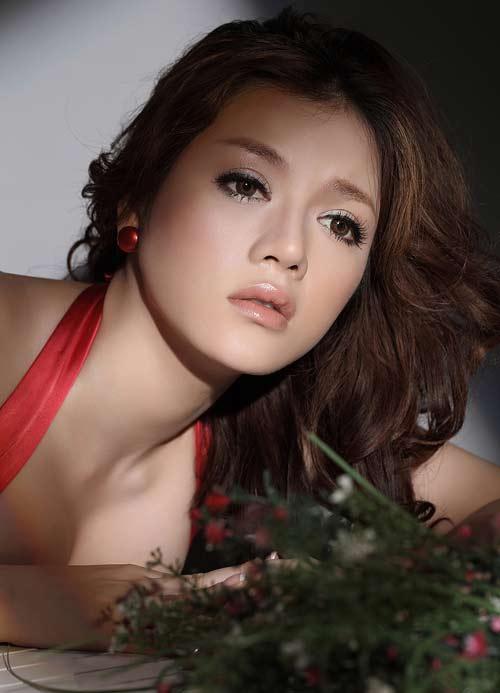 Ly Nha Ky, famous Vietnamese film actress