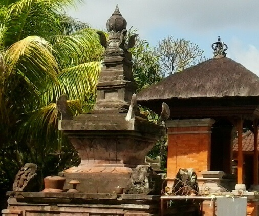 Blanjong Temple Sanur, Blanjong Inscription, Gnomonic Expansion, Golden Ratio Temple