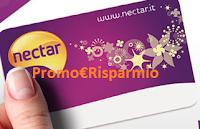 Logo Nectar: scegliete quale premio richiedere con la scadenza punti