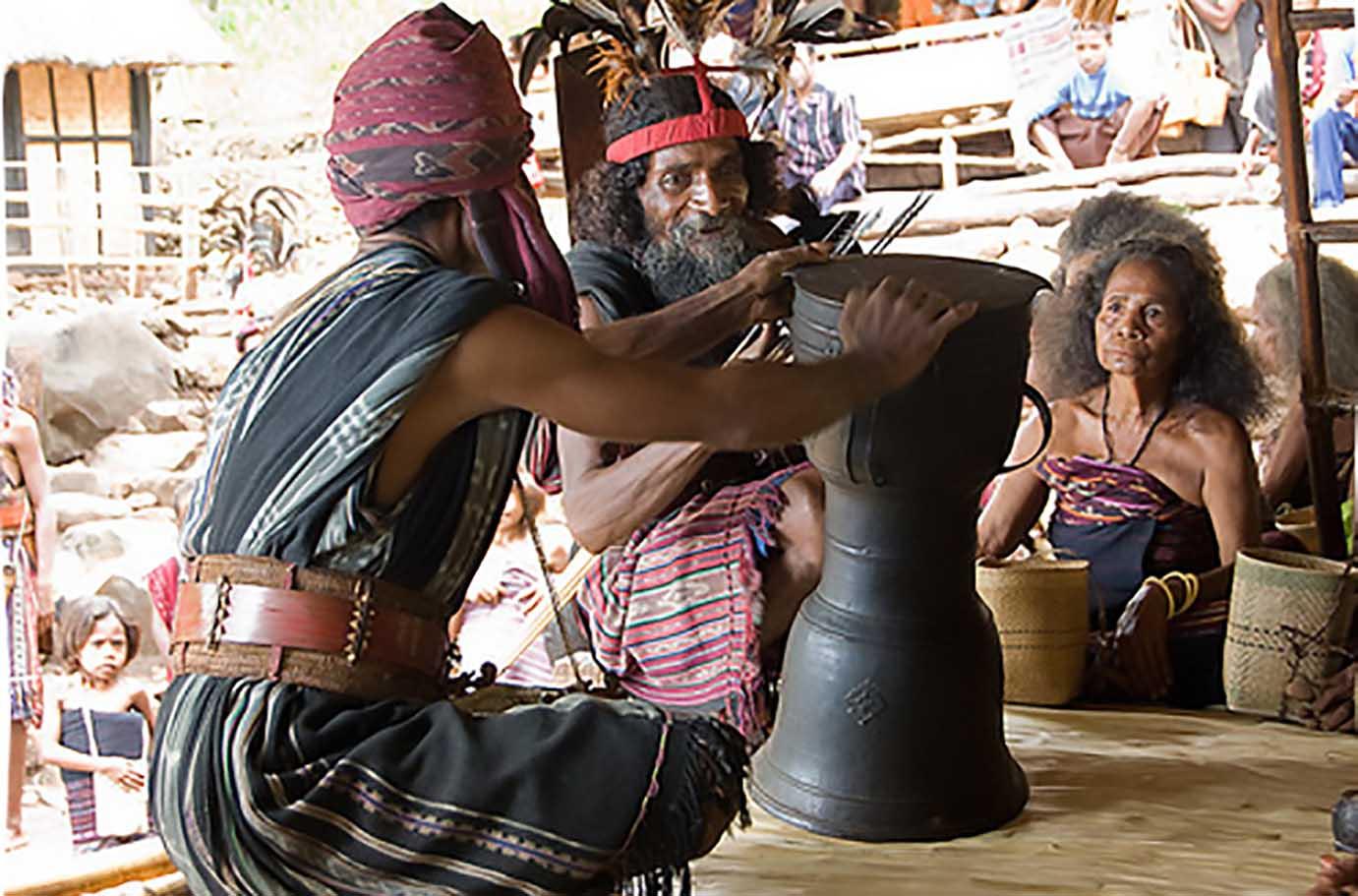 Moko, Alat Musik Tradisional Dari Pulau Alor Nusa Tenggara Timur (NTT)