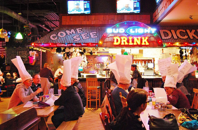 Dick's Last Resort Restaurante Las Vegas