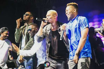 Olamide And Don Jazzy At War Again (Watch Video)