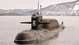 Delta III Class, Rusia