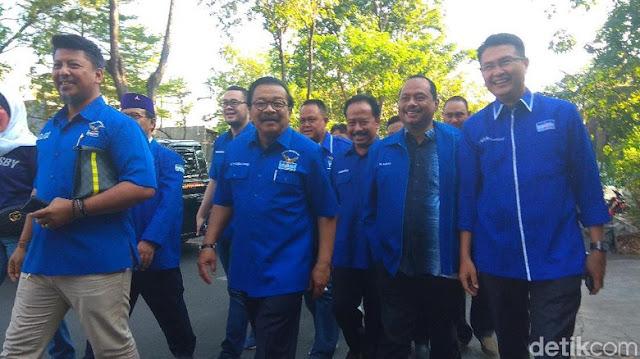 Soekarwo Bakal Dikasih 'Sepeda' Jokowi?