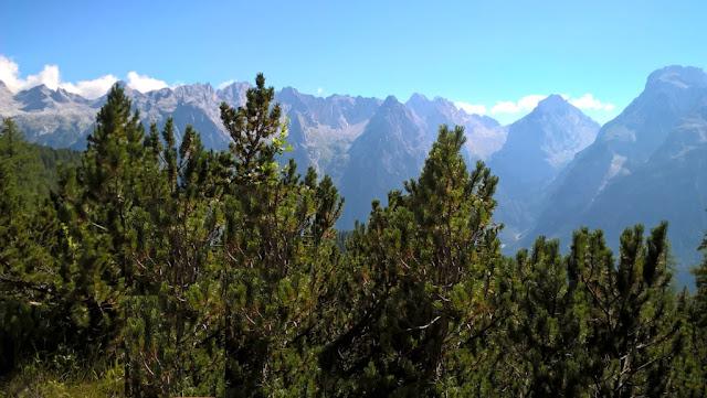 Rifugio Cità di Carpi  - Cadore - Cadini - Marmarole