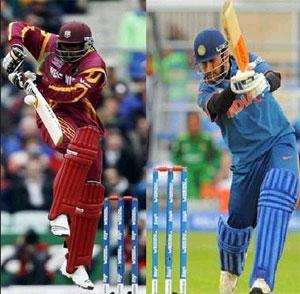 इंडिया Vs वेस्ट इंडीज