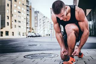 oalahraga sport joging