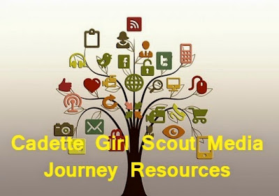 Cadette Media Journey Resources for Leaders
