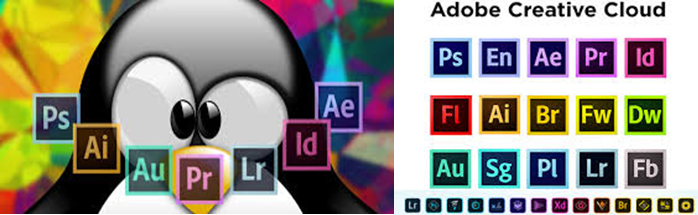 adobe creative cloud linux