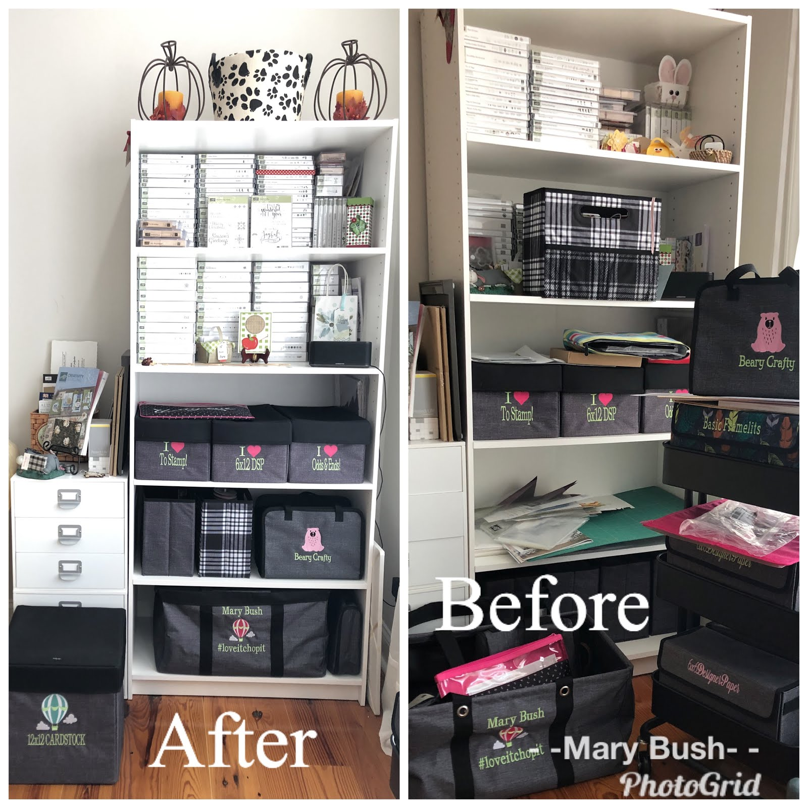 Organize You Space With Thirty-One Gifts
