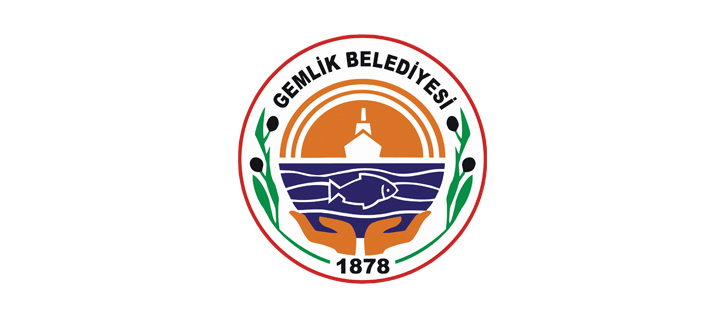 Bursa Gemlik Belediyesi Vektörel Logosu