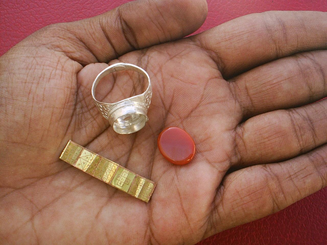 Dhaaro Online Occult Shop: Talisman Rings