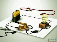 4 - الكهرباء و مكونات الدارة الكهربائية للسنة الخامسة اساسي