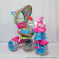 Sepeda Roda Tiga Royal RY9582 Mr Roybot